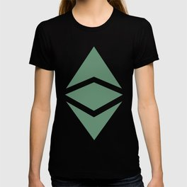 Ethereum Classic (ETC) Logo T-shirt