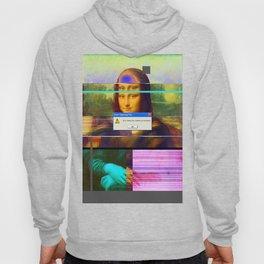 Mona Lisa _corrupt Hoody