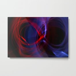 Eternity Love Symbol Metal Print