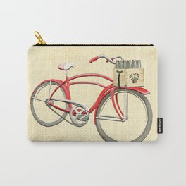 Beer Bike Carry-All Pouch
