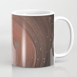 Copper Vortex Coffee Mug