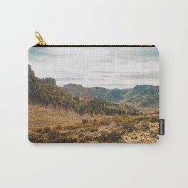 Patagonian Estepa Carry-All Pouch