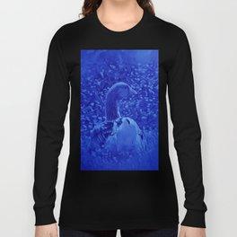 Oie dans les jardins de carrouges by GEN Z Long Sleeve T-shirt