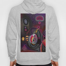 abstract  #213 Hoody