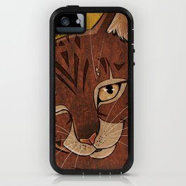 Mysterious Boy iPhone Case