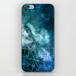 ε Aquarii iPhone Skin
