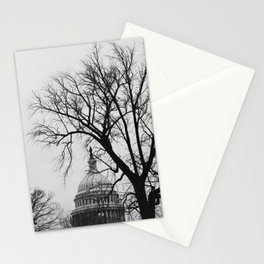 US Capitol Building Stationery Cards
