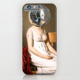 Discohead iPhone Case