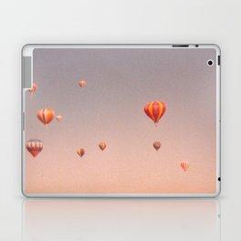 vintage hot air balloons in rio Laptop & iPad Skin