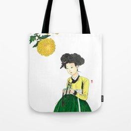 Mi-in-do 1700s_Solnekim Tote Bag