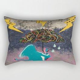 Hard Times Rectangular Pillow