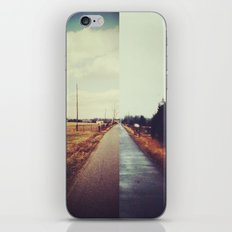 two into one iPhone & iPod Skin