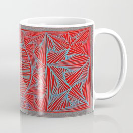 Fish in red Coffee Mug