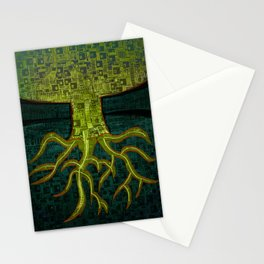 Tree Town - ROOTS Stationery Cards