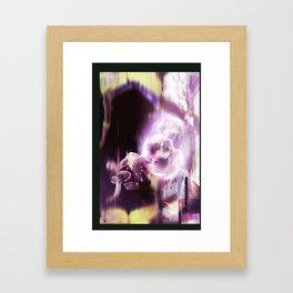 JOHNNY HERMES Framed Art Print