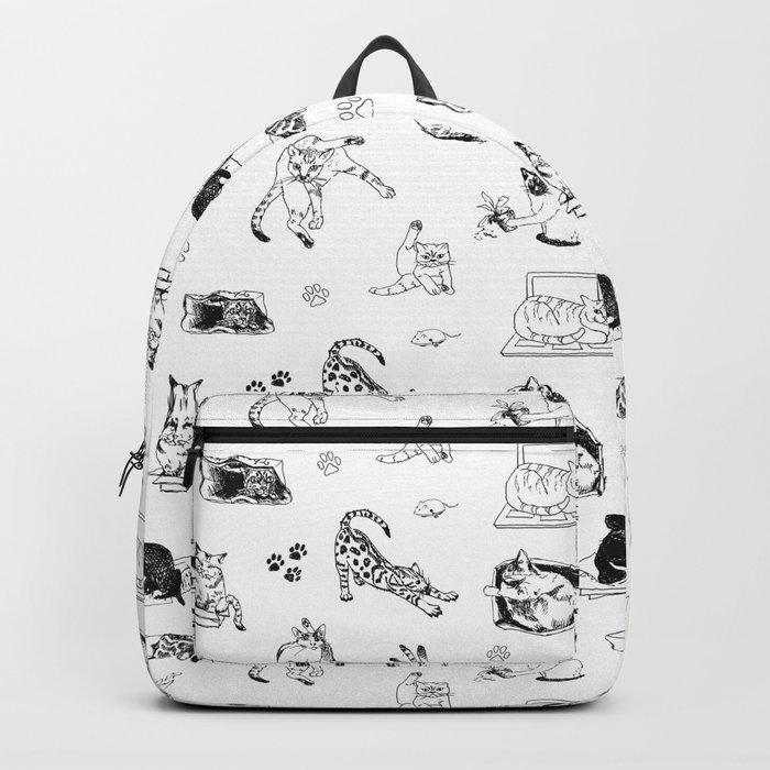Cat Things Backpack