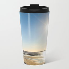 The winter afternoon Travel Mug