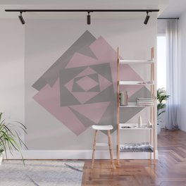 Rosy Wall Mural