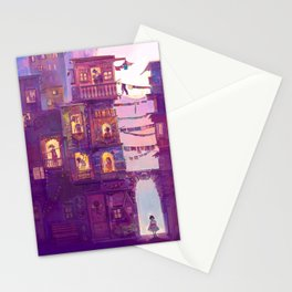Little Girl Lost Stationery Cards
