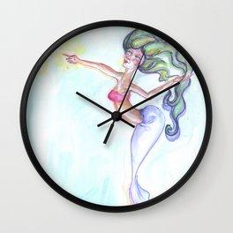 Mermagic solo Wall Clock