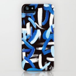 Synesthesia Art (BACH) iPhone Case