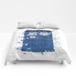 T.A.R.D.I.S. Comforters