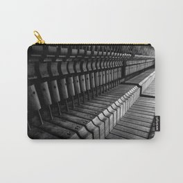 Silent Piano Keys Carry-All Pouch