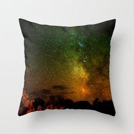 Twinkle, Twinkle Little Star...............ZZ Throw Pillow