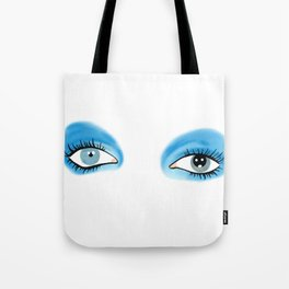Life on Mars - Eyes Tote Bag