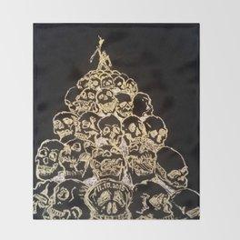 Black Book Series - Rise Throw Blanket