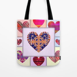 WE ARE BIRDS OF A FEATHER! Tote Bag