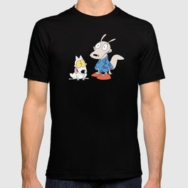 Rocko and Spunky T-shirt
