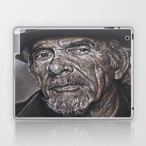 Haggard Outlaw Laptop & iPad Skin