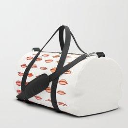 Lips II Duffle Bag