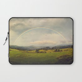 Rainbow Sublime Laptop Sleeve