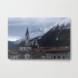 Parish Church of the Sacred Heart Metal Print