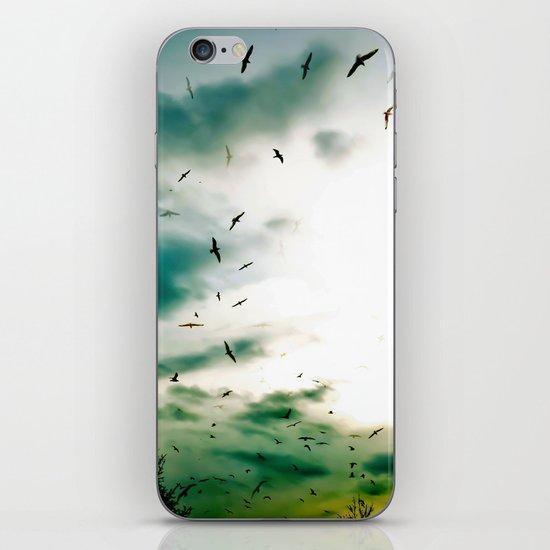 Descendants of Icarus iPhone Skin