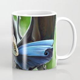 Morpho Eater Coffee Mug