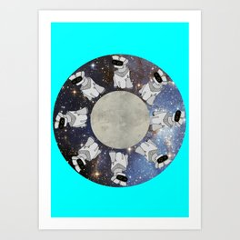 SC-FI Art Print