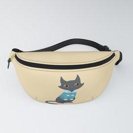 Cozy cat Fanny Pack
