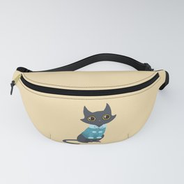Cozy cat Fanny Pack