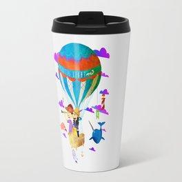 Celestial Light  Travel Mug
