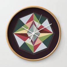 Prisme 2 Wall Clock
