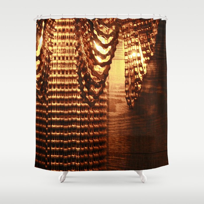 Lucia Shower Curtain By Nikolesetter