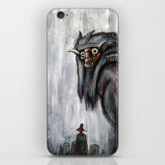 Wander and the Colossus iPhone & iPod Skin