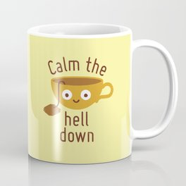 Anxietea Coffee Mug