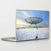 halo Laptop & iPad Skins featuring Halo by Best Light Images