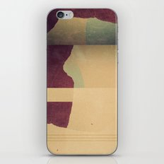 Mountains Lines iPhone & iPod Skin