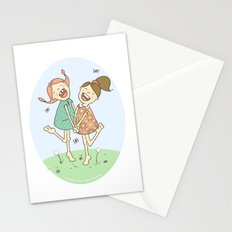 Yay! We Rock Stationery Cards