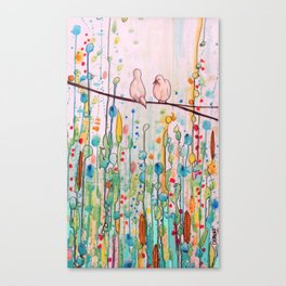 duet Canvas Print